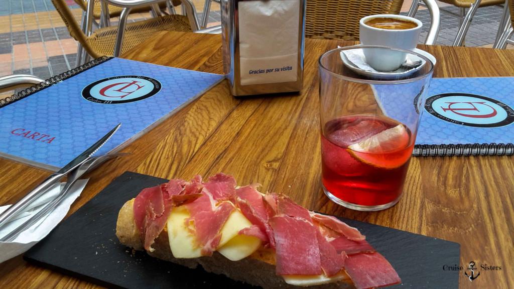 Café in Cartagena