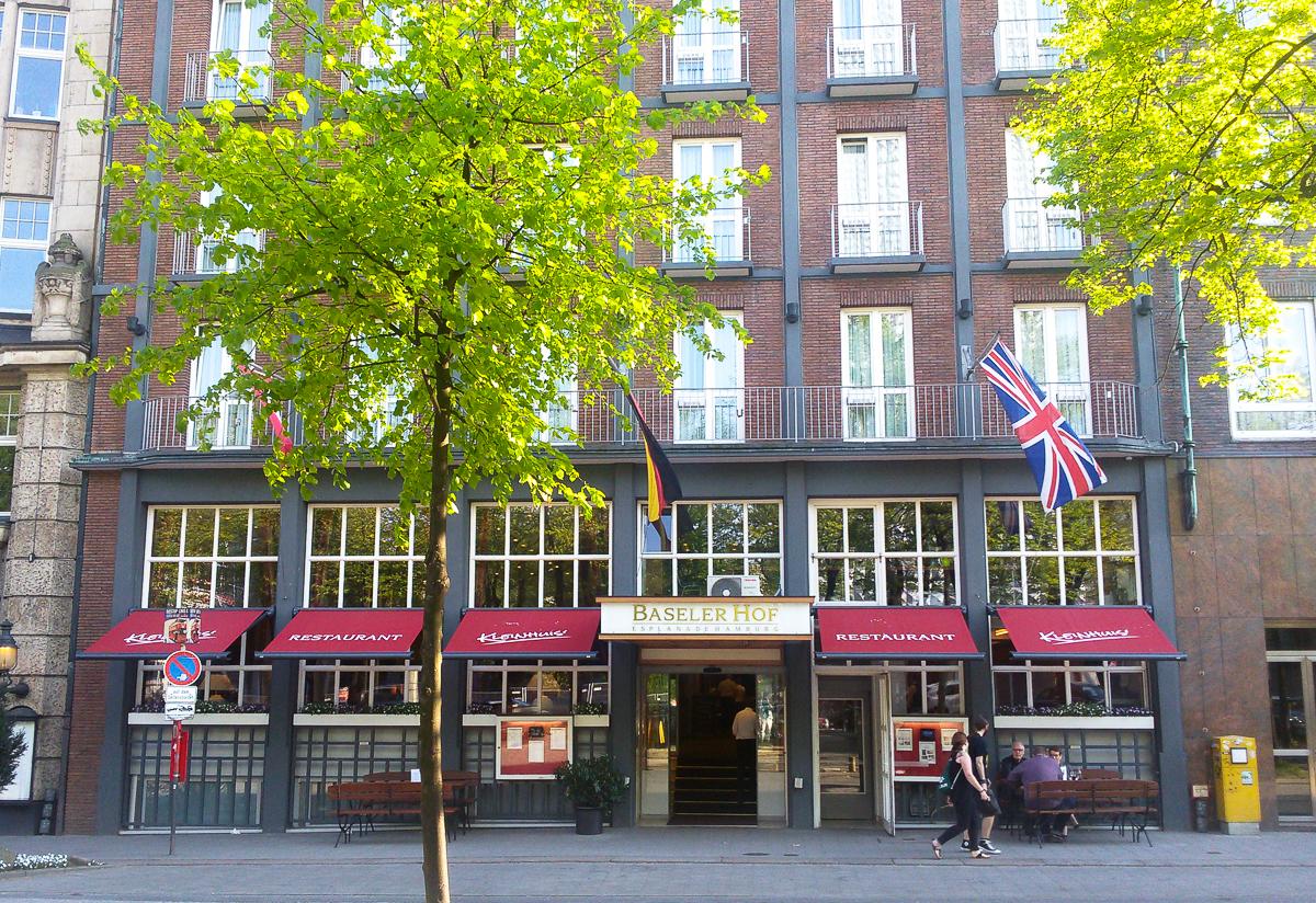 Hotel Baseler Hof in Hamburg