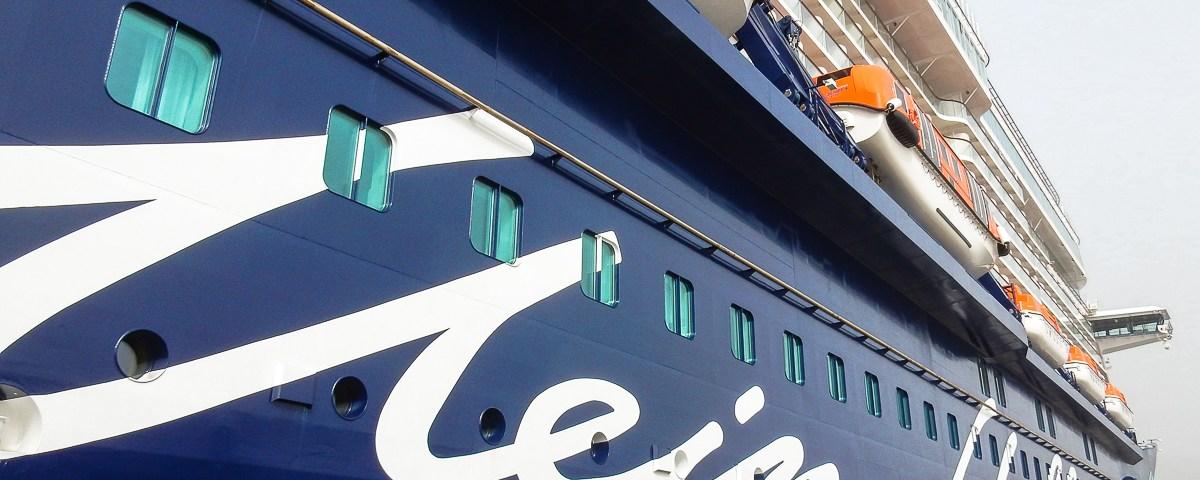 Mein Schiff Kreuzfahrtschiff