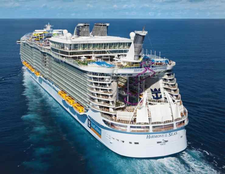 new harmony of the seas