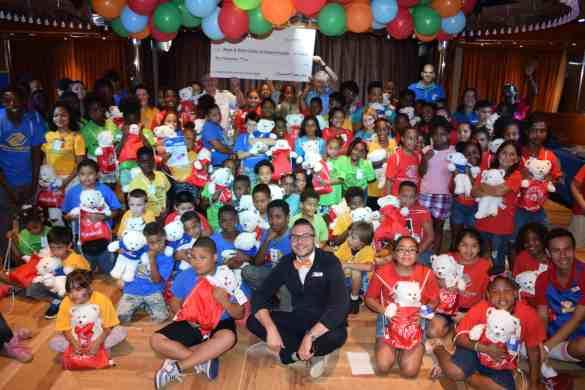 Carnival Cruise Line Hosts Build-A-Bear Day Of Fun Aboard Carnival Magic | 8