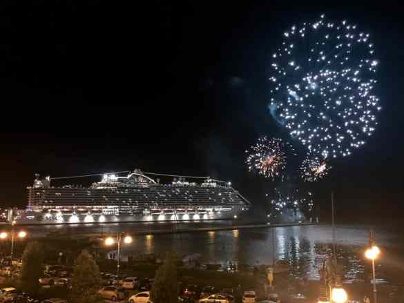MSC Seaside Prepares To Set Sail To Miami And Dazzle Guests | 25