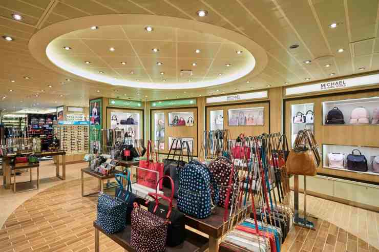 New Carnival Horizon Takes Onboard Shopping to the Next Level | 21