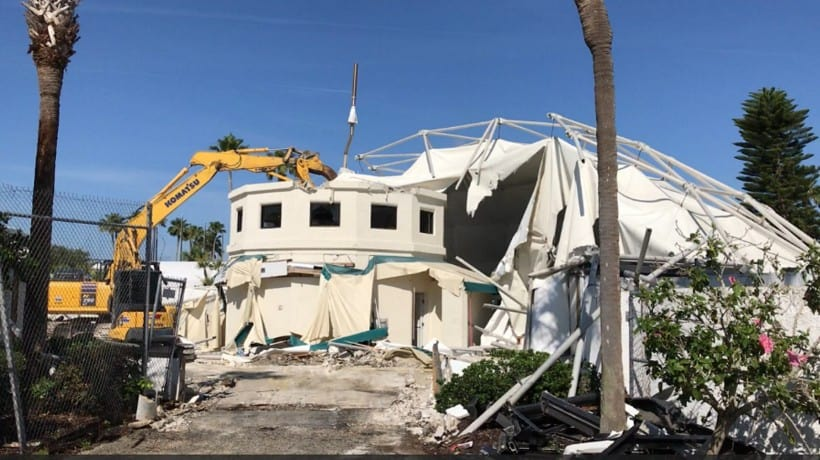 Demolition Begins to Make Way for New Hi-Tech Cruise Terminal at Port Canaveral | 16