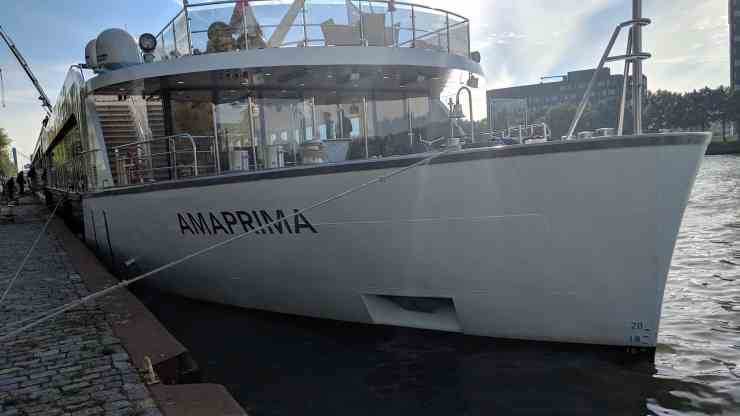 AmaWaterways cruise ship AmaPrima