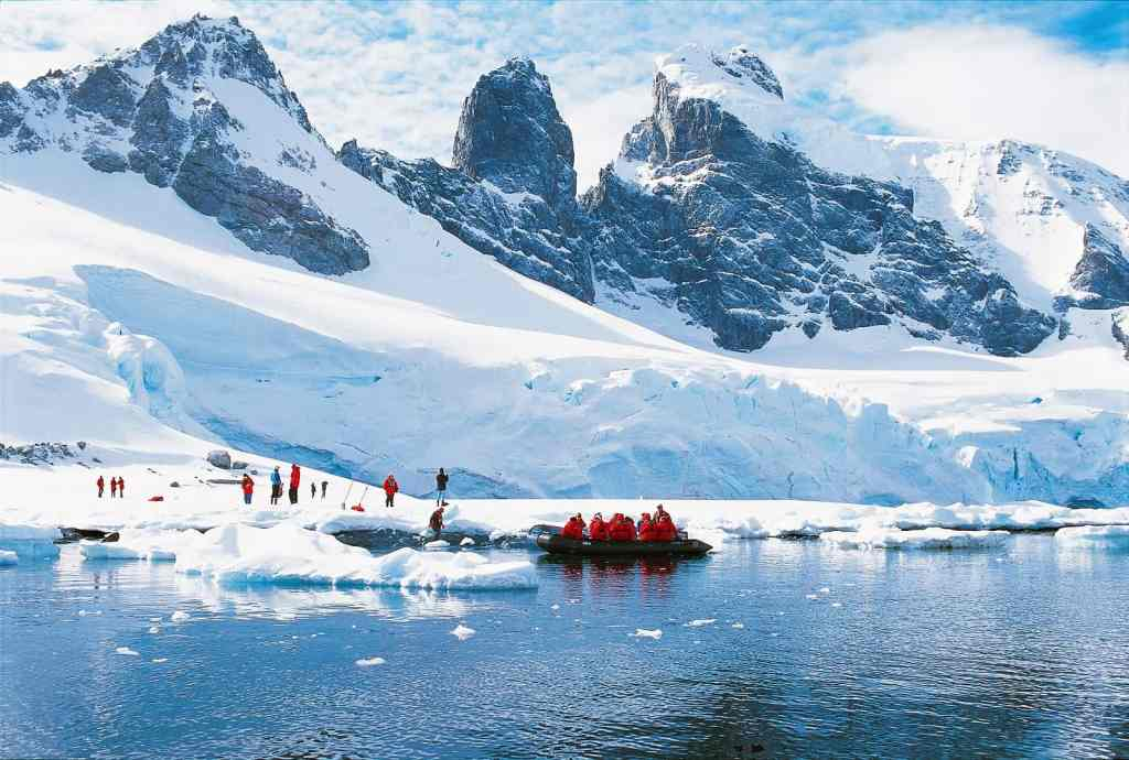 Set Sail for the World's Most Inspiring Continent on an Expedition Cruise to Antarctica | 2