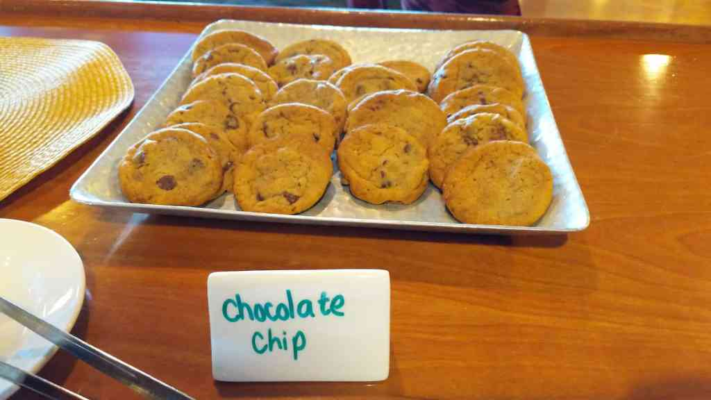 Cookies and other tasty pastries