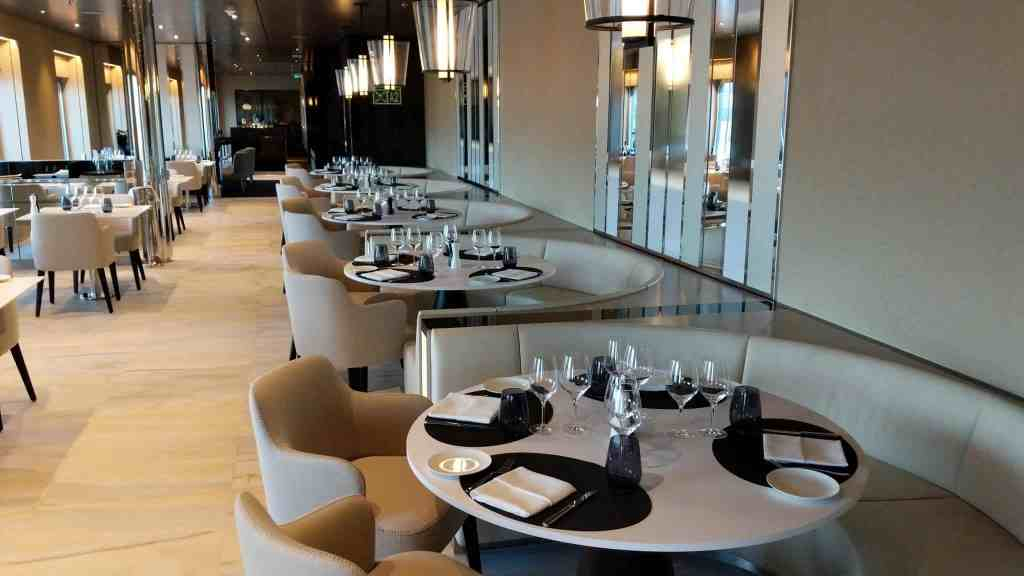 Dining on Scenic Eclipse, a Luxury Expedition Ship with Eight Restaurants | 8