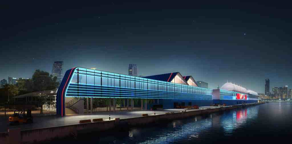 Carnival Cruise Line's redesigned Terminal F in PortMiami