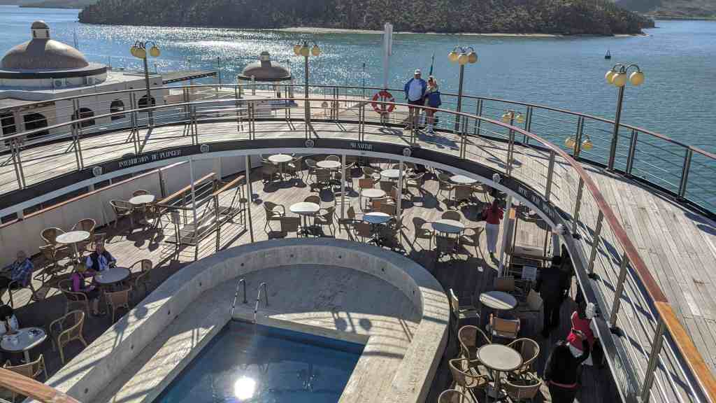 Classic Cruising in Mexico on the World's Second-Oldest Cruise Ship | 12