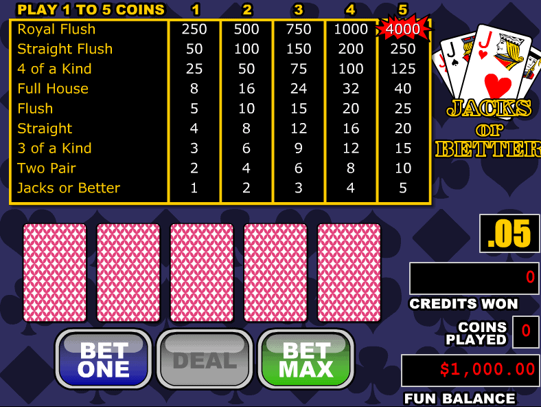 How to Play Video Poker for Real Money   18