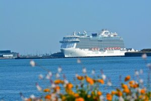 Universal Cruise Features: Ships Seen In Port