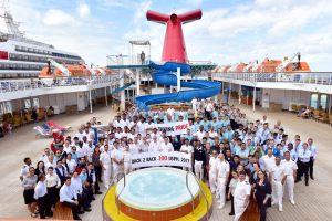 Carnival Cruise Ship Scores Second Straight Perfect 100 Health Score