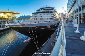 First Impressions of Holland America Line MS Eurodam and Video Tour