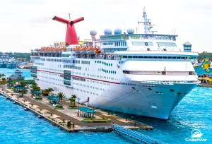 Carnival Cruise Line Partners with Amazon to Give Away 24 Free Cruises