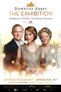 Viking Cruises Sponsors New Downton Abbey Exhibition in New York City