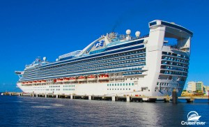Princess Cruises Offering Up to $600 in Spending Money and Free Specialty Dining