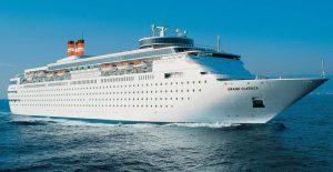 Cruise Line's New Cruise Ship Begins Cruises to the Bahamas