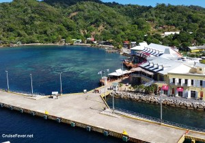 Cruises Altered Due to Pier Damage in Roatan