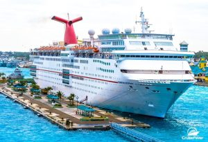 Carnival Cruise Line Offering Free Cabin Upgrades and Reduced Deposits