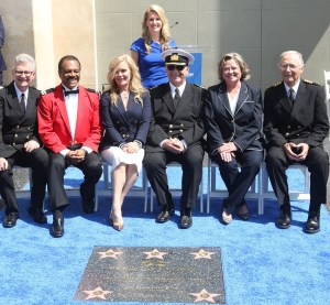 Princess Cruises and The Love Boat Cast Join Hollywood Walk of Fame