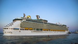 Royal Caribbean Cruise Ship in Miami After $120 Million Makeover