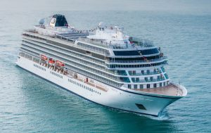 Viking Ocean Cruises Takes Delivery of New Cruise Ship