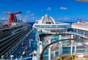 Carnival Corporation's Cruise Lines Support Community Projects in the Caribbean