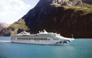 Carnival Corp. Chartering Three Cruise Ships to Support APEC Summit