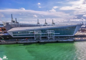 Cruise Line Opens Largest Terminal in the United States