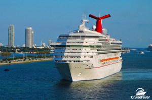 Carnival Cruise Line Raises Gratuity Charges on Beverages and Chef's Table