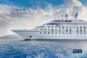 Cruise Line Cutting Three Ships in Half to Make Them Longer