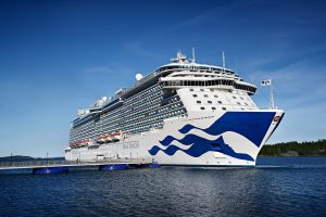 Princess Cruises Announces Second Cruise Ship Receiving MedallionClass Experience