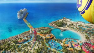 Latest Timeline for Royal Caribbean's Pier and Attractions Opening on Their Private Island