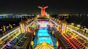 Carnival Imagination: I'm Finally Sailing on a Fantasy Class Ship