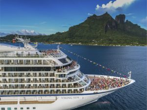 Cruise Line's Newest Epic Cruise Will Visit 75 Cruise Ports on Six Continents