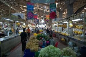 Bangkok - Flower Market