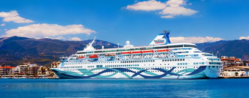CROWN-IRIS-001 Mano Cruises präsentieren CROWN IRIS