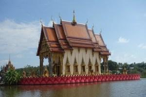Koh Samui - Tempel