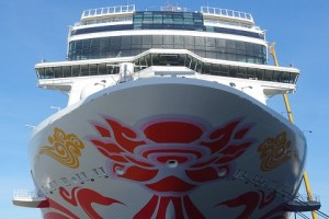 Norwegian Joy Ostasien