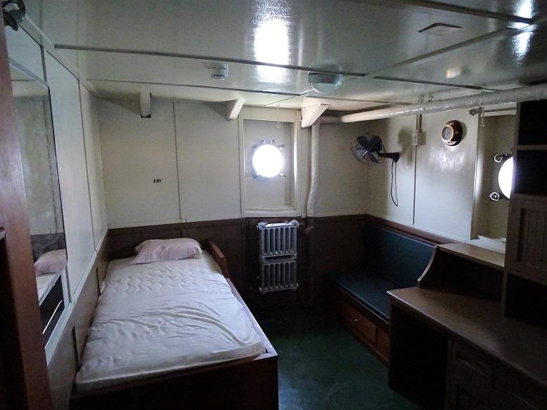 Geheimtipp für Piräus-Besucher: Schiffs-Oldtimer HELLAS LIBERTY