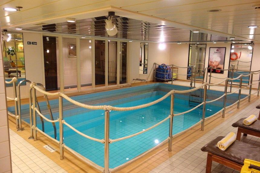 Eingang-Oasis-Spa-2 MS ASTOR - Oasis Spa & Wellness mit Indoor-Pool