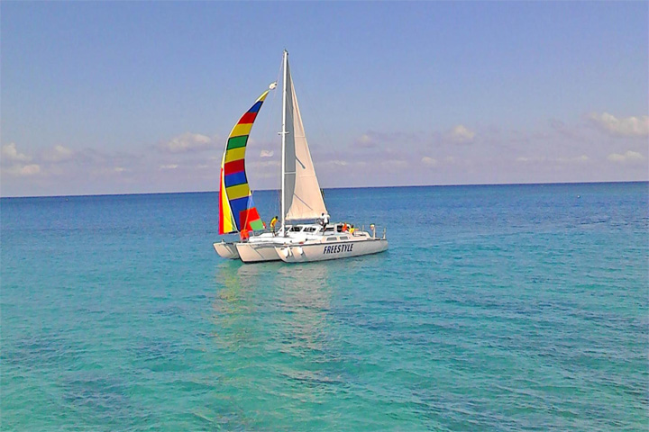 Sailing the Freestyle Experience