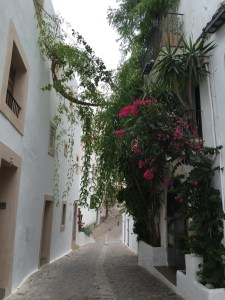 straatjes Ibiza