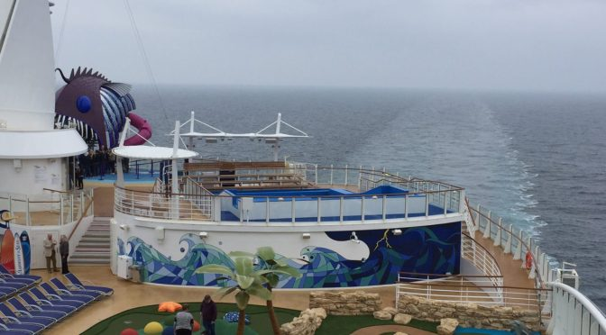 Cruisen met de Harmony of the Seas