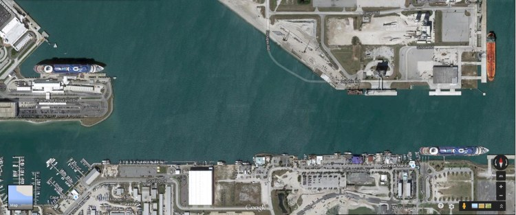 Port Canaveral terminal plans