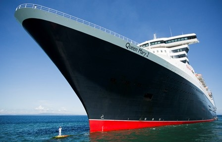 Queen Mary 2 Bali
