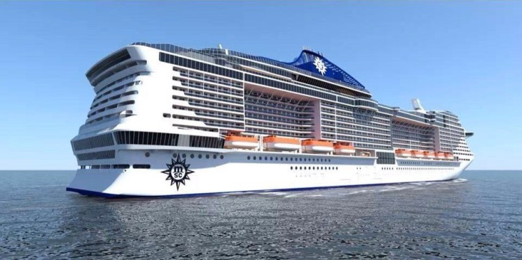 MSC Newbuild STX France 3