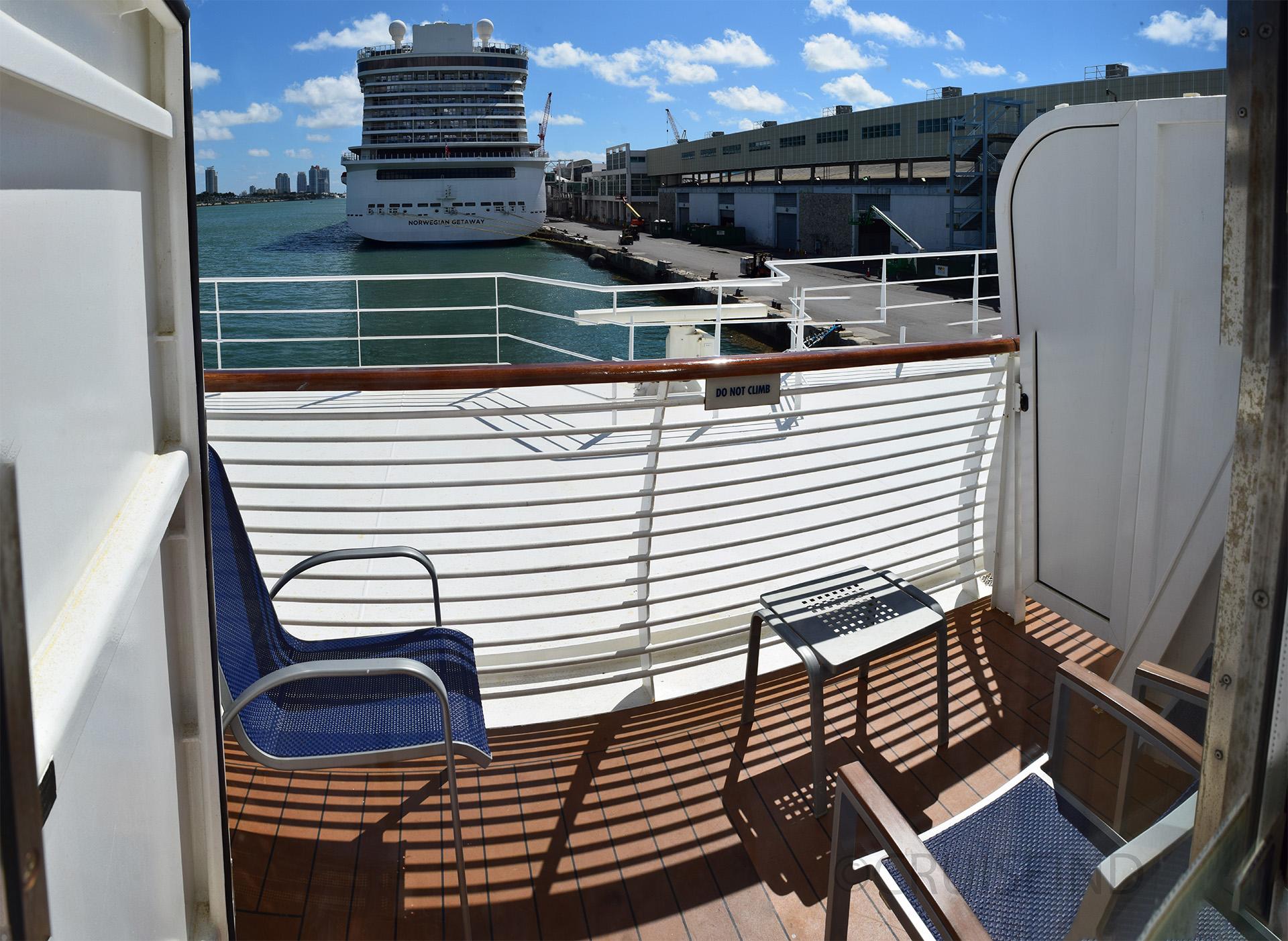 carnival dream aft balcony Carnival Horizon Virtual Tour CruiseInd Part 3