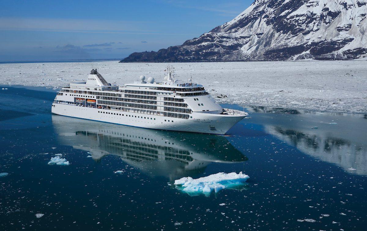 Cruises i Alaska med SilverSea Cruises